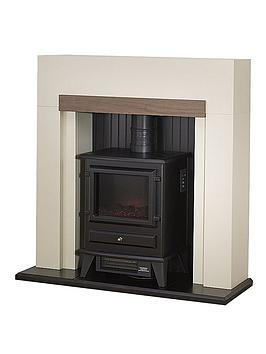 Adam Fires & Fireplaces Adam Fires & Fireplaces Salzberg Electric Fire  ... Picture