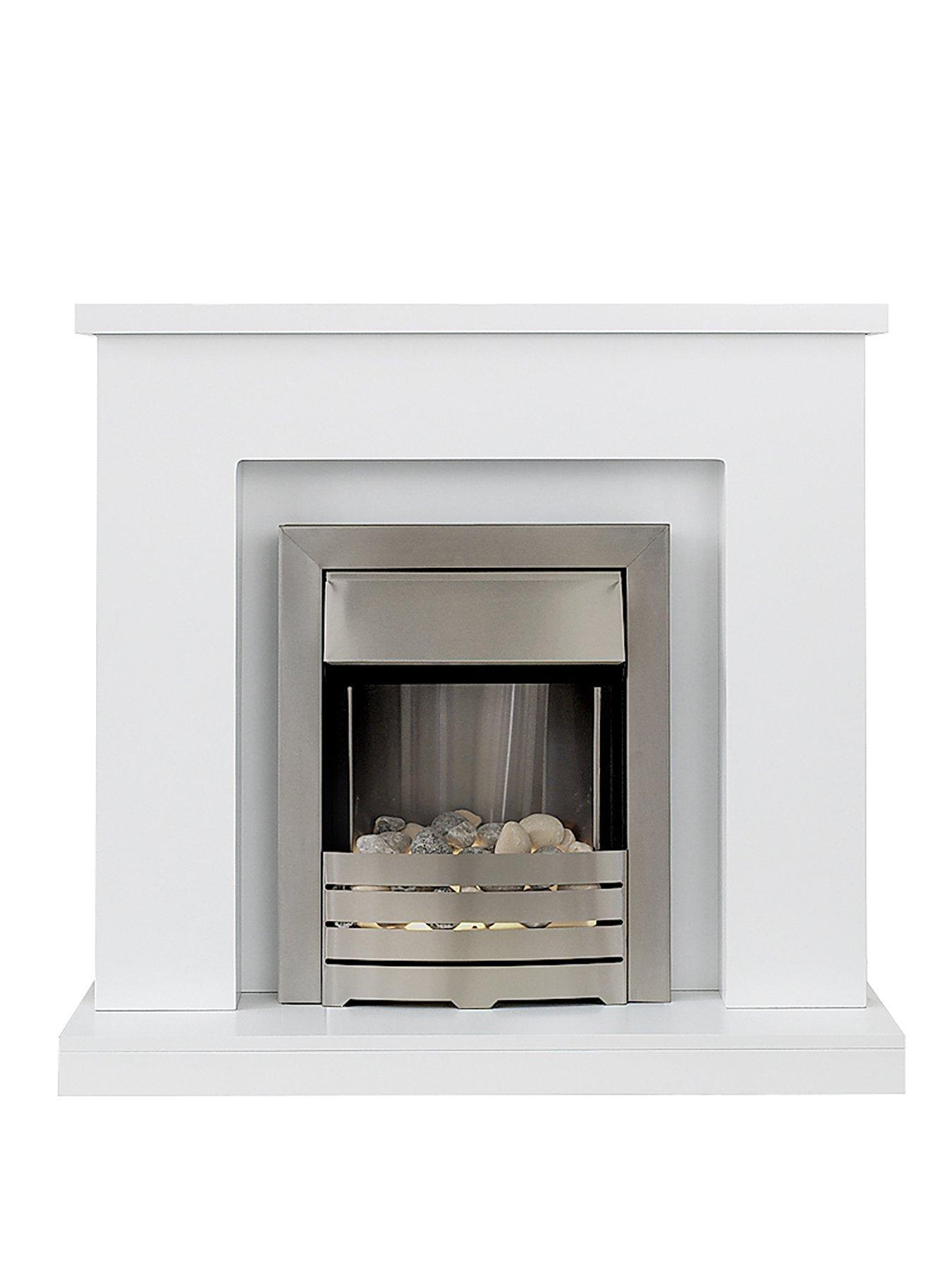 Compare prices for Adam Fire Surrounds Lomond Electric Fireplace Suite