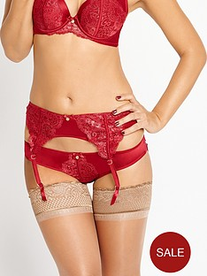myleene-klass-lace-and-foil-suspender