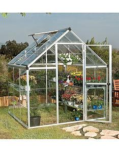 palram-harmony-6-x-6ft-greenhouse-silver