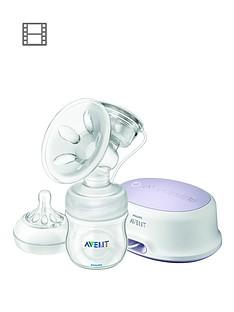 avent-comfort-breast-pump