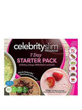 Celebrity Slim Celebrity Slim 7 Day Starter Pack Picture