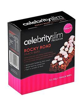 celebrity-slim-rocky-road-snack-bar