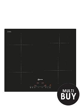 neff-t41d40x2-built-in-induction-hob-black
