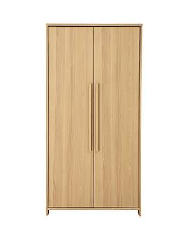 mamas-papas-haxby-wardrobe-oak