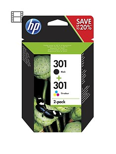 hp-301-black-and-tri-color-original-ink-cartridges