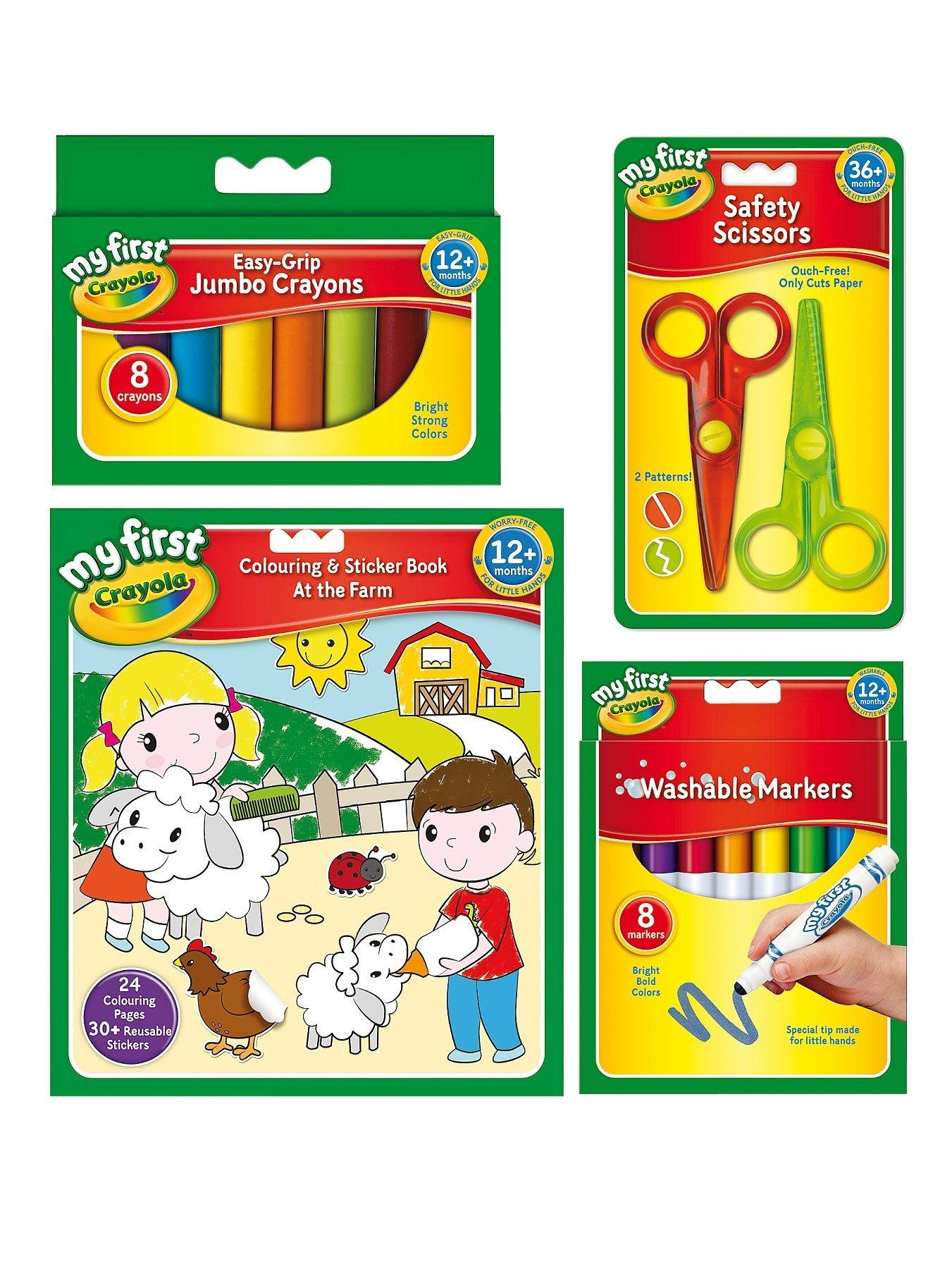 Compare prices for Crayola My First Stationery Bundle