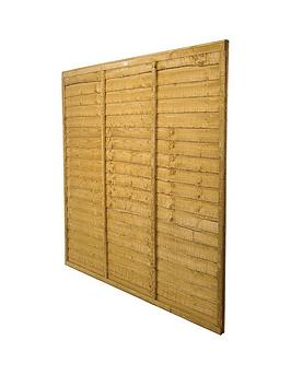 forest-3ft-trade-lap-fence-panel-7-pack