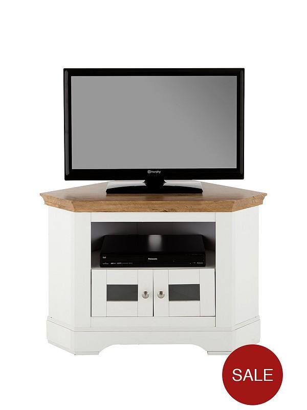 promo code ecbde 0c0ed Wiltshire Corner TV Unit - fits up to 40 inch TV