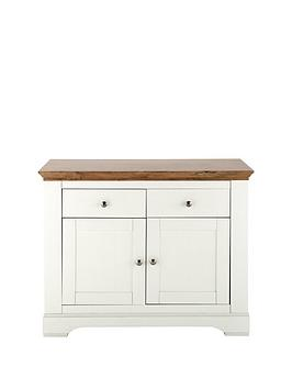 Very Wiltshire 2 Door, 2 Drawer Compact Sideboard Picture