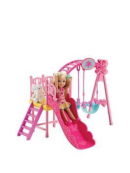 barbie-chelsea-swing-set