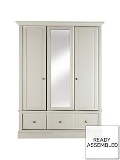 consort-dover-3-door-3-drawer-central-mirror-wardrobe