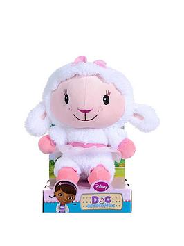 doc-mcstuffins-10-inch-lambie-stylised-soft-toy