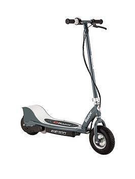 Razor E300 Electric Scooter  Matte Grey