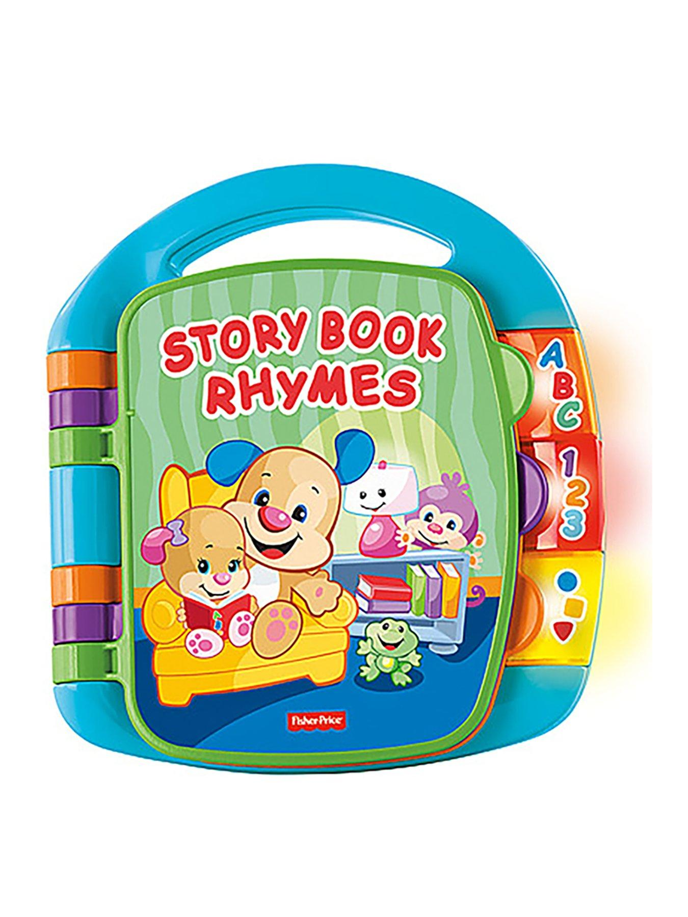 Compare prices for Fisher-Price Storybook Rhymes