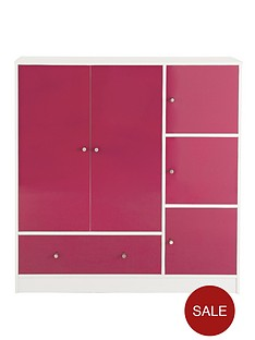 kidspace-cosmo-wide-wardrobe-cupboard-and-drawer-unit