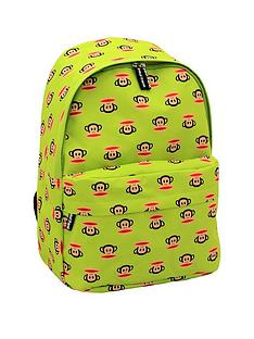 paul-frank-signature-print-backpack