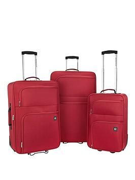 revelation-by-antler-alex-3-piece-luggage-set-red