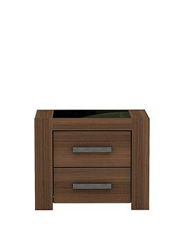 Very Avery Reversible 2-Drawer Lamp Table Picture