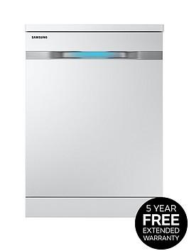 samsung-dw60h9950fweunbsp14-place-full-size-dishwasher-with-waterwalltradenbsp-technology-white