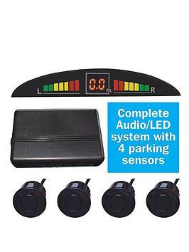 Streetwize Accessories Streetwize Accessories Reversing Car Parking Sensor Picture