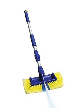 Streetwize Accessories Streetwize Accessories 2-In-1 Cleaning Brush Picture