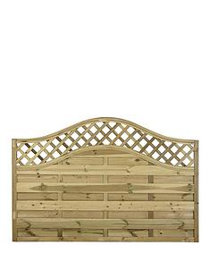 forest-garden-prague-small-fence-panels-18-x-12m-high-4-pack