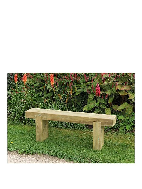 Strange Garden Sleeper Bench 1 2M Long Unemploymentrelief Wooden Chair Designs For Living Room Unemploymentrelieforg