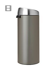 brabantia-30-litre-touch-bin-platinum