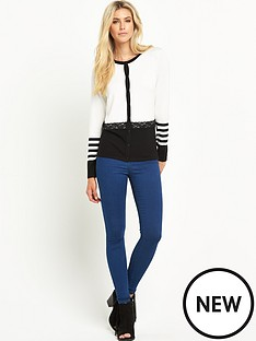 south-south-mono-and-lace-crew-neck-cardi