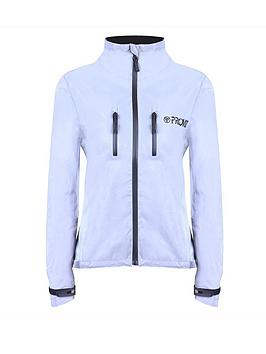 proviz-ladies-reflect-360-cycling-jacket--silver