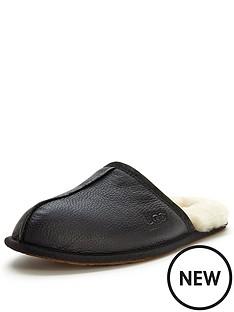 ugg-australia-scuff-leathernbspslippers