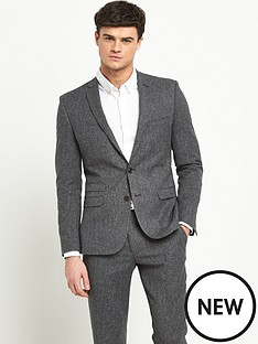 ben-sherman-tweed-mens-suit-jacket