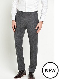 ben-sherman-tweed-mens-suit-trousers