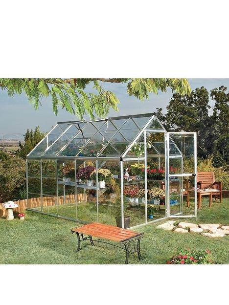 palram-harmony-6-x-10ft-greenhouse-silver