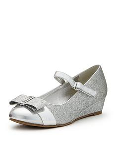 freespirit-older-girls-honey-glitter-party-wedge-shoes