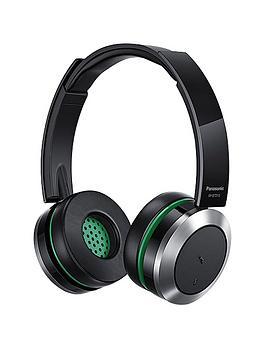 Panasonic RpBtd10EK On Ear Bluetooth Headphones With Microphone