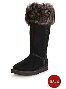 ugg-australia-rosana-shearling-cuff-boot