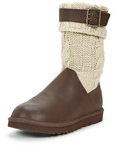 ugg-australia-cassidee-knitted-cuff-boot