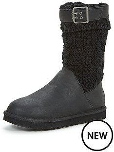 ugg-australia-ugg-cassidee-knitted-cuff-boot