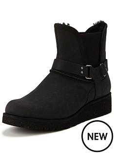 ugg-australia-glen-leather-wedge-ankle-boot