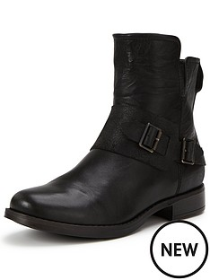 ugg-australia-cybele-leather-buckle-ankle-boot