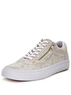vans-old-skool-zip-trainers-marble