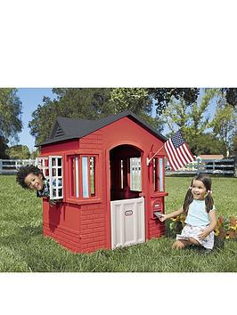 Little Tikes Cape Cottage  Red