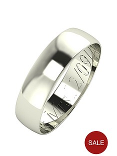 love-gold-personalised-9-carat-white-gold-d-shaped-wedding-band-5-mm