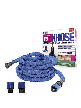 XHOSE Xhose Expanding Garden Hose Pipe With Tap Adaptor - 75Ft Picture