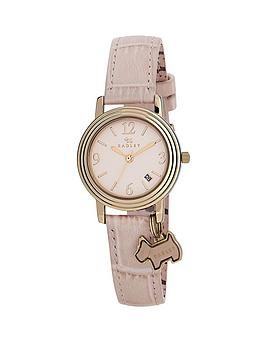 radley-ladies-darlington-gold-tone-leather-strap-charm-ladies-watch