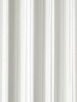 Croydex Croydex Plain Textile Shower Curtain &Ndash; White Picture