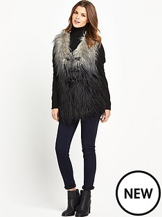replay-replay-dip-dye-gilet