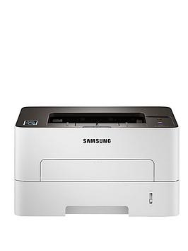 Samsung Xpress M2835DW Duplex Mono Laser Printer with Network Wireless and NFC  Grey